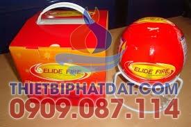 BÓNG CỨU HỎA ELIDE FIRE PCCC