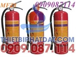 Nạp sạc bình chữa cháy bột MFZ