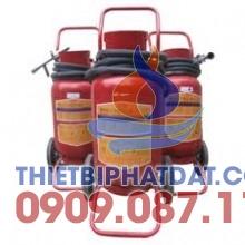 Nạp sạc bình chữa cháy tại quận 7