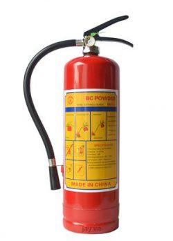 Danh mục các thiết bị phòng cháy chữa cháy phải kiểm định